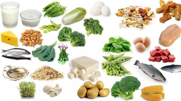 Bổ sung các thực phẩm giàu vitamin tốt cho da