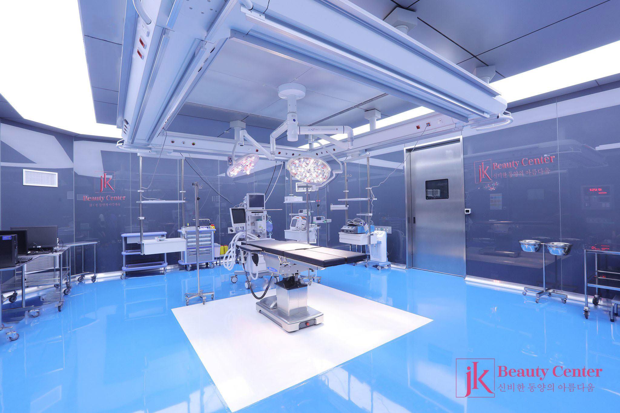 Máy móc hiện đại - thiết bị tiên tiến bậc nhất tại JK