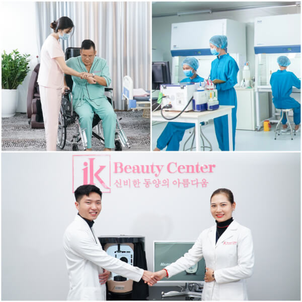 Đội ngũ bác sĩ hàng đầu tại phòng khám JK Việt Nam