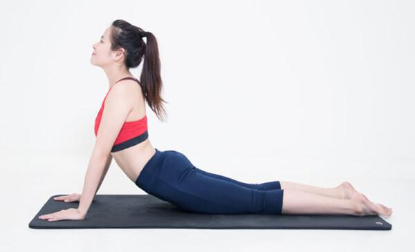 Tập yoga cho một sức khỏe tốt, tinh thần thoải mái