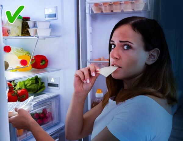 Chữa mất ngủ bằng cách thay đổi chế độ ăn uống vào buổi tối