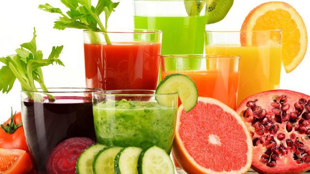 Bổ sung nhiều nước trái cây tươi để cơ thể khỏe mạnh nhất nhé!