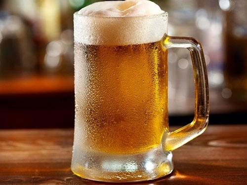 Sử dụng bia trong phương pháp xóa nếp nhăn
