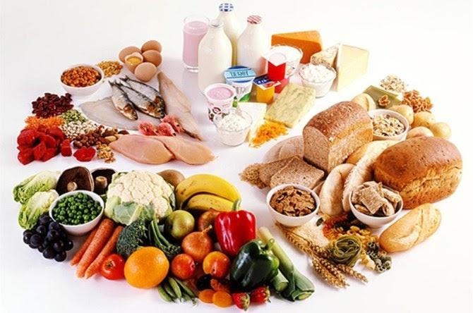Chế độ ăn hợp lý giúp cải thiện sức khỏe làn da