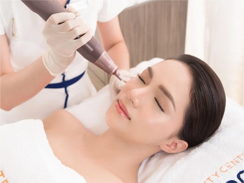 Công nghệ Laser trong chăm sóc sẹo rỗ