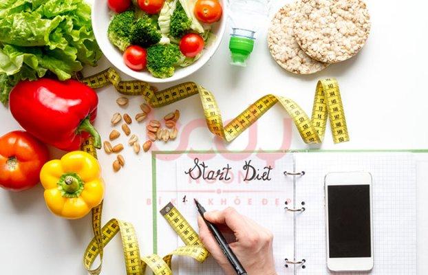 Cần phải ăn uống khoa học để đảm bảo cơ thể khỏe mạnh, đầy đặn