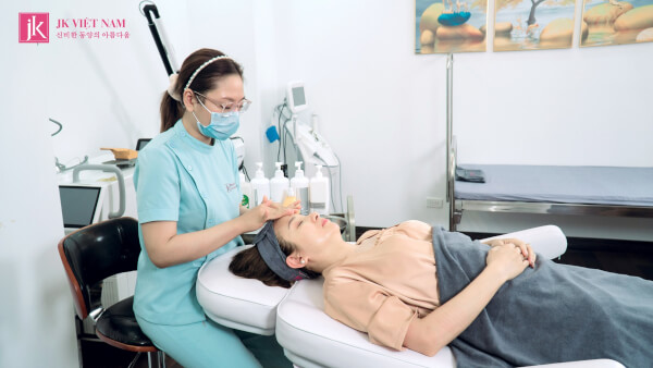 Chăm sóc da sau trị nám với quy trình chuẩn hoá riêng biệt cho từng gương mặt