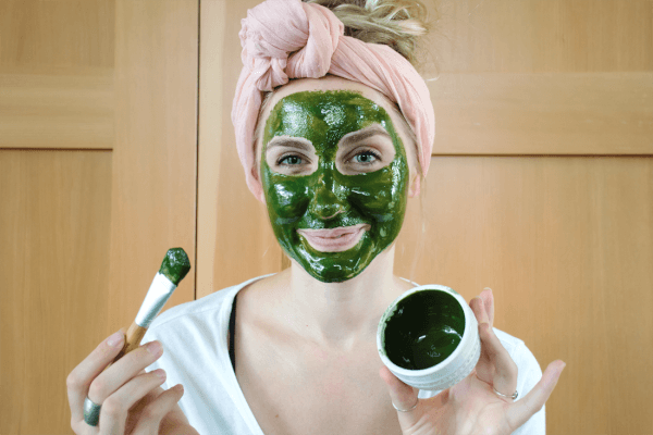 Mặt nạ trà xanh chuối trị nám tàn nhang có tốt không?