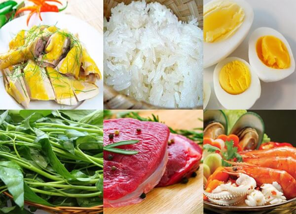 Tổng hợp một số thực phẩm cần kiêng sau khi khử thâm môi