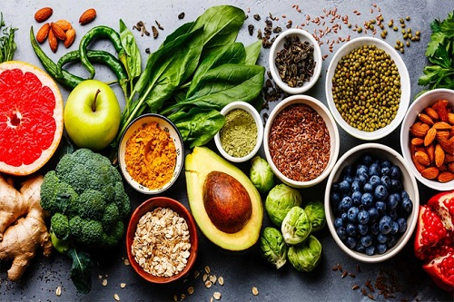 Xây dựng chế độ ăn uống hợp lý, khoa học