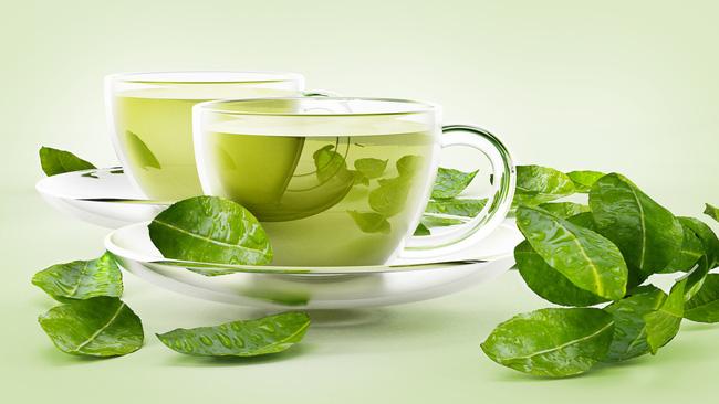 Trà xanh chống oxy hóa và hỗ trợ tăng sức đề kháng